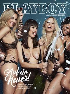 Revista Playboy Alemania - Enero 2017 PDF Digital