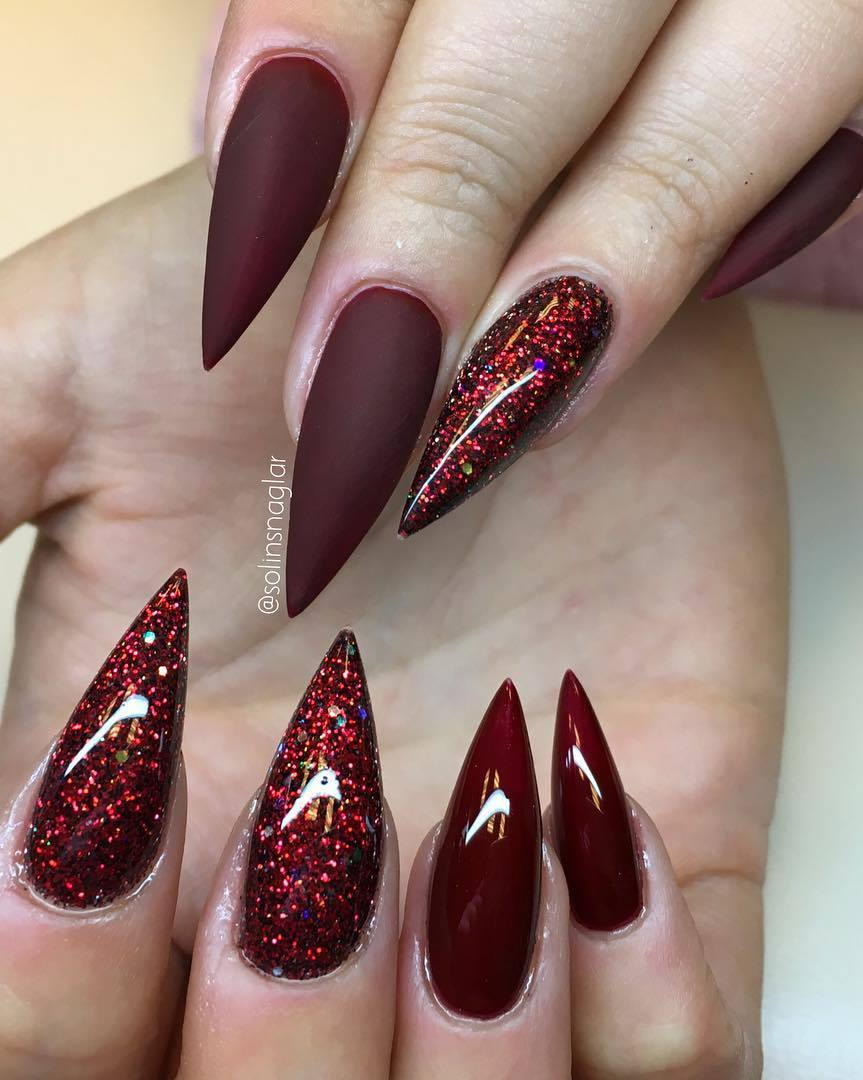 Vamp Red Design