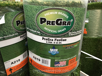 Save money and water with the PreGra FesCue Turf