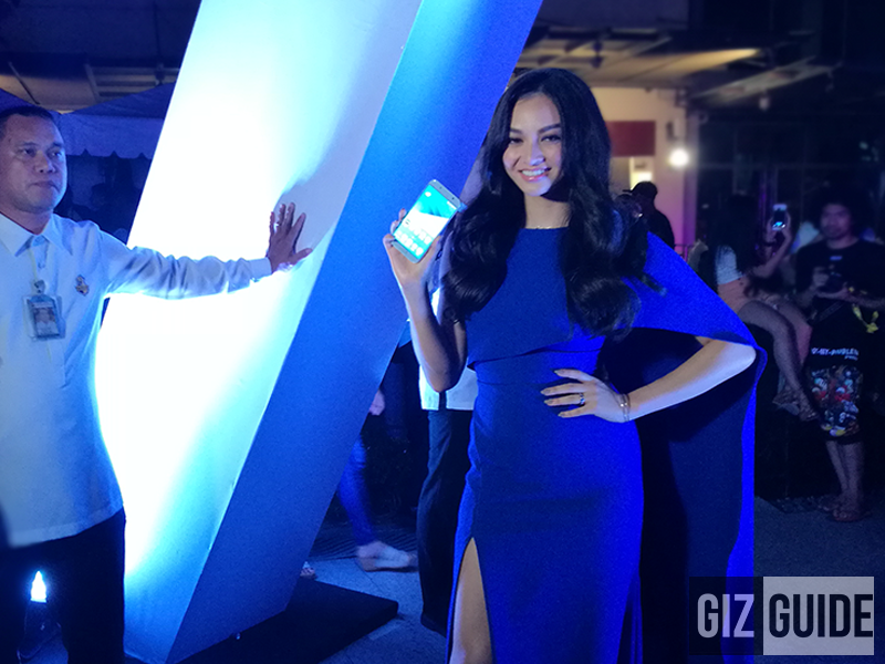 The New Face Of Samsung Galaxy A (2017) Is Kylie Verzosa