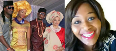 Kemi Olunloyo predicts divorce of one Psquare's eife