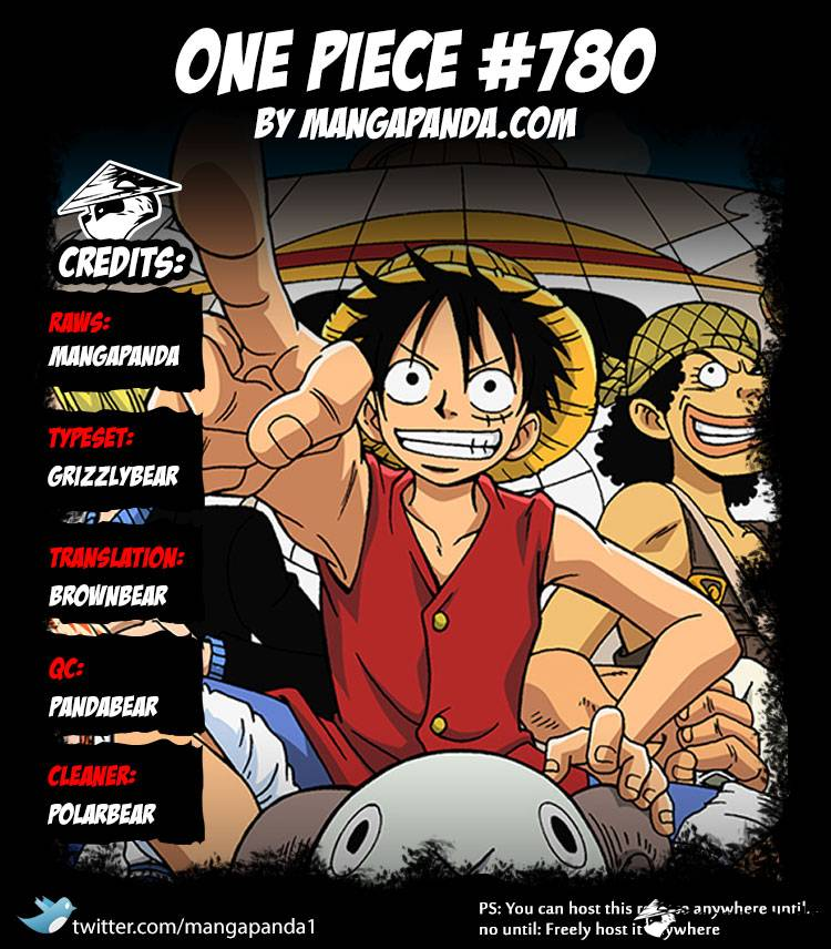 One Piece Ch 780: The Hearts Curse