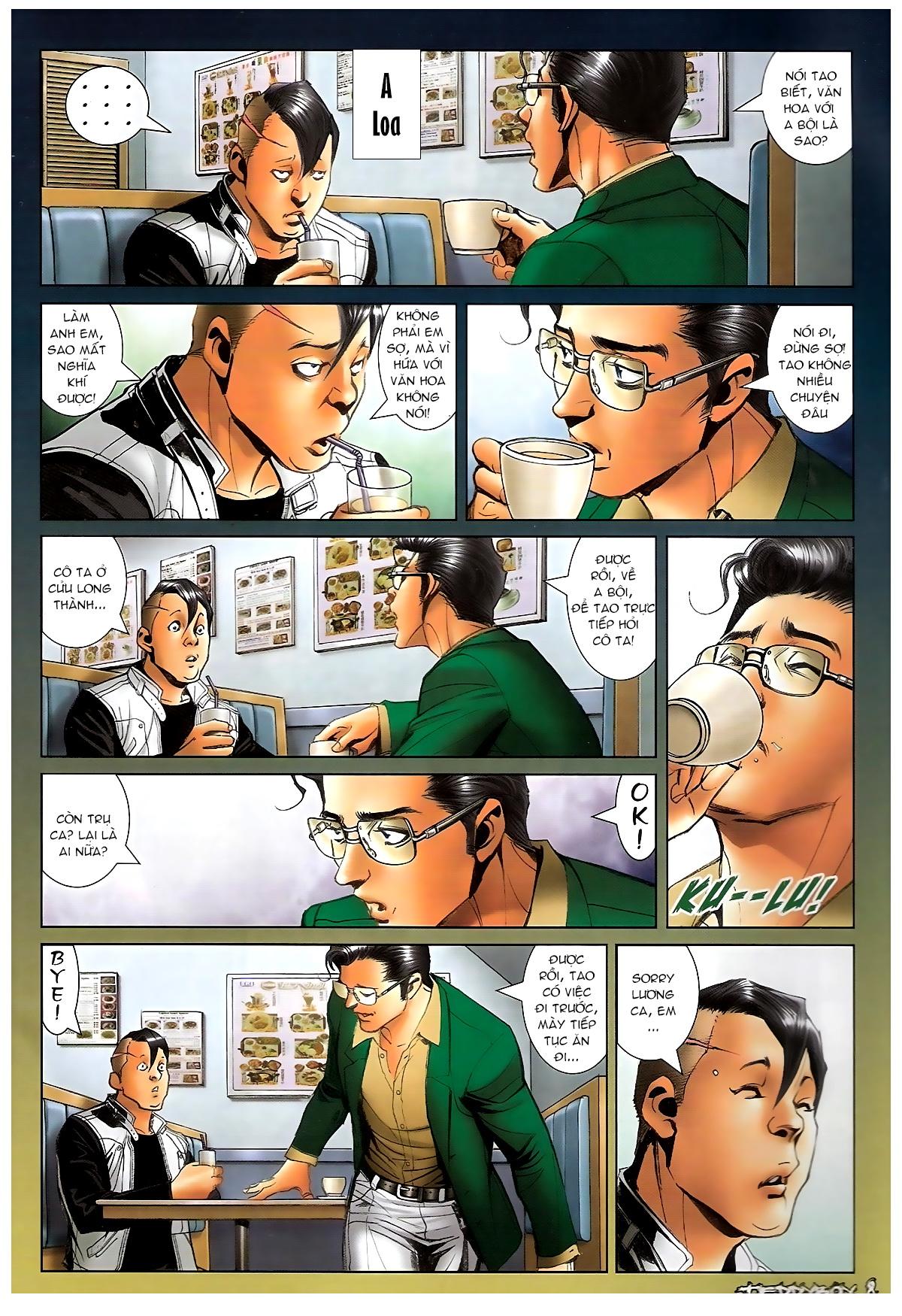 Người Trong Giang Hồ - Chapter 1372: Làm dữ - Pic 6