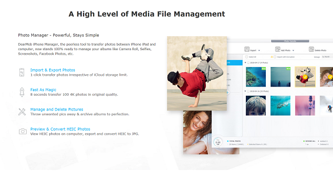 Media File Management