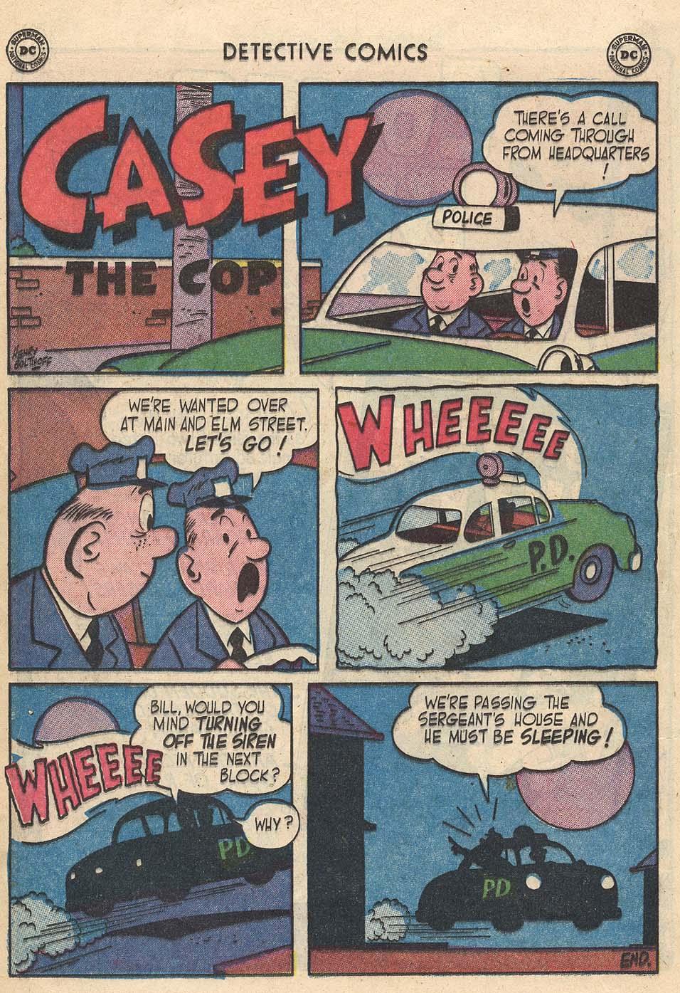 Read online Detective Comics (1937) comic -  Issue #210 - 24