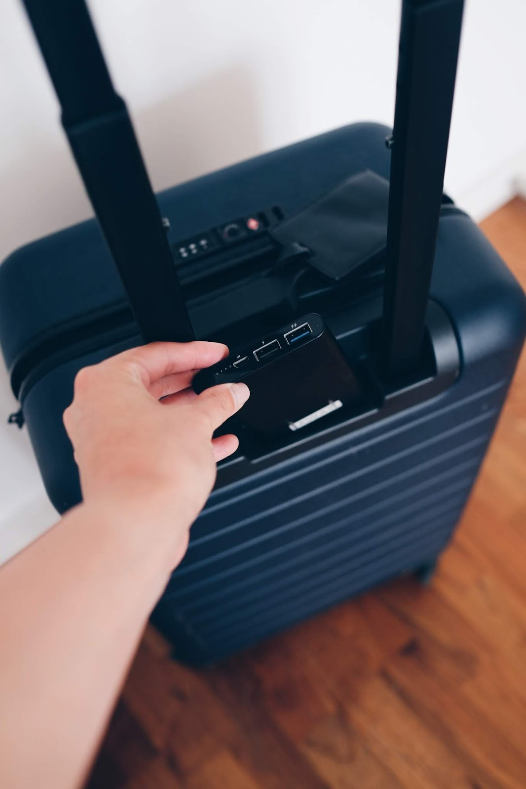 away small suitcase review