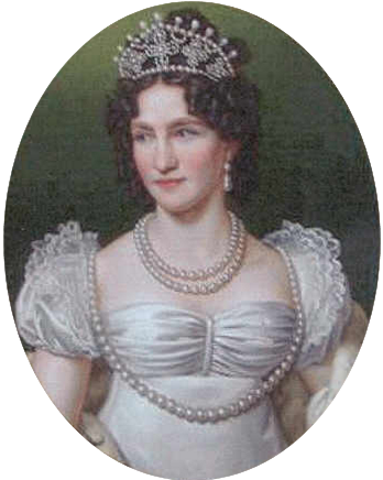 Caroline Augusta of Bavaria, 1816