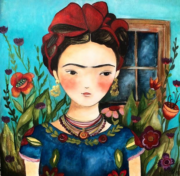 Artelexia Frida Kahlo Inspired Art Show Casa