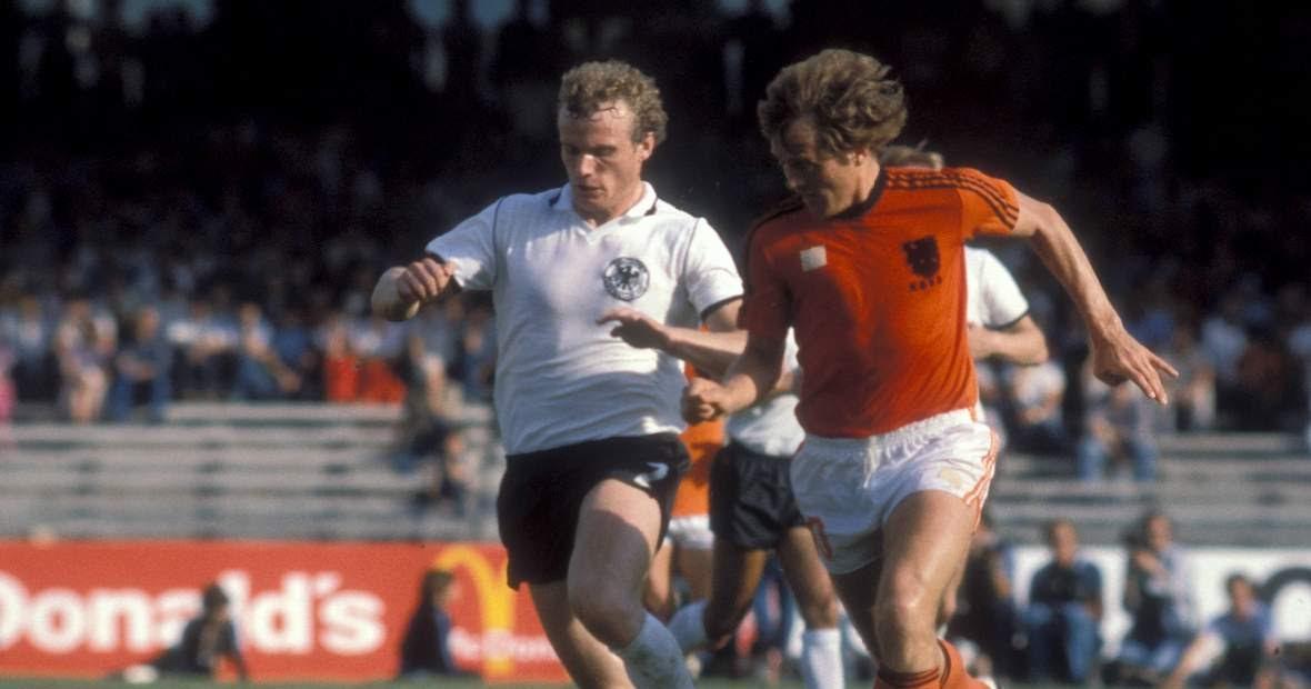 I protagonisti del calcio olandese - Arie Haan, il Bombardiere di Finsterwolde