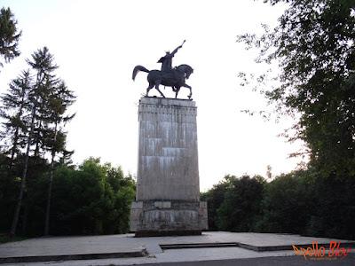 Statuia Stefan cel Mare