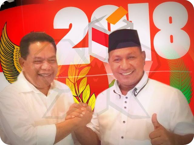 Herman Koedoebeon dan Abdullah Vanath Ajukan Keberatan ke Bawaslu Maluku