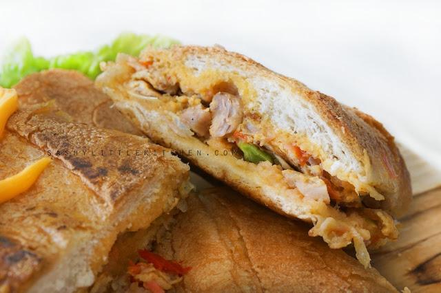 Roti John : Resep dan Foto Step by Step