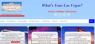 Whats Your Las Vegas