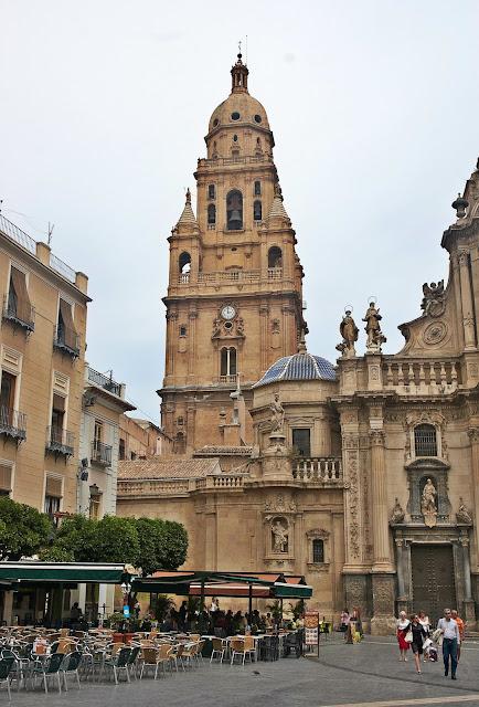 Murcia – gorące wybrzeże Hiszpanii