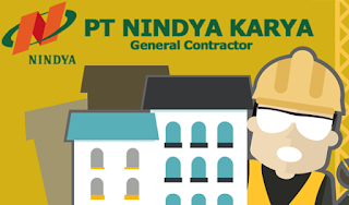 Lowongan BUMN Terbaru Mei 2016 di PT. Nindya Karya (Persero) IT Support
