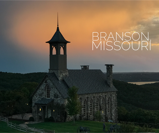 Weekend Trip to Branson!