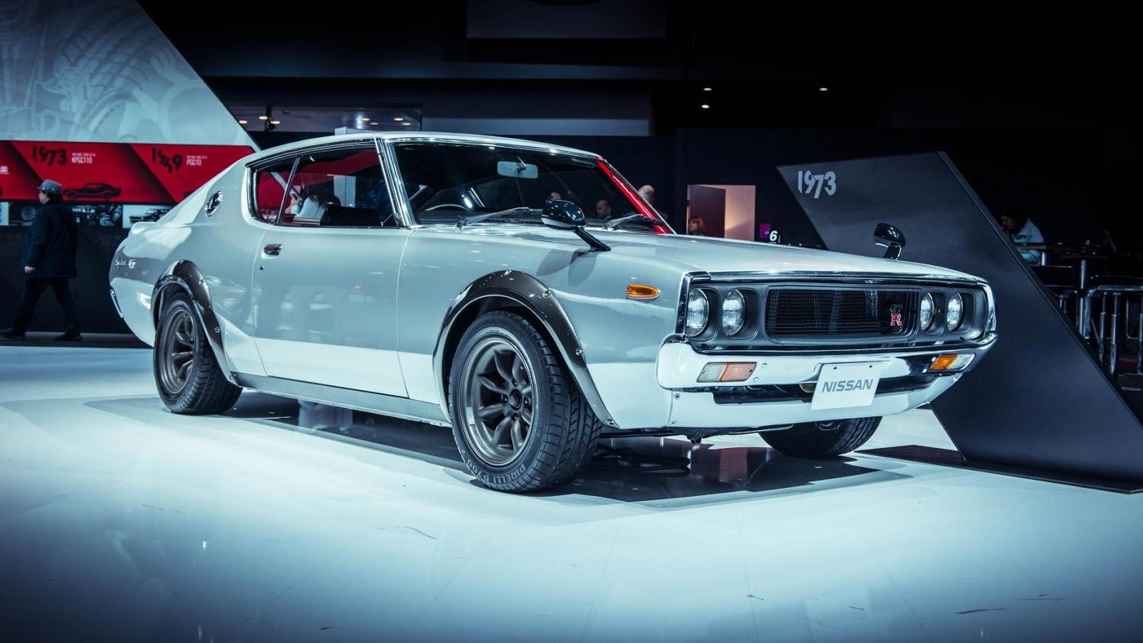 C110-gen Nissan Skyline GT-R