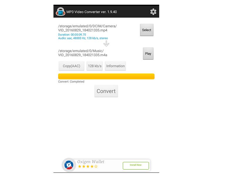 MP3 Video Converter Top Music Apps