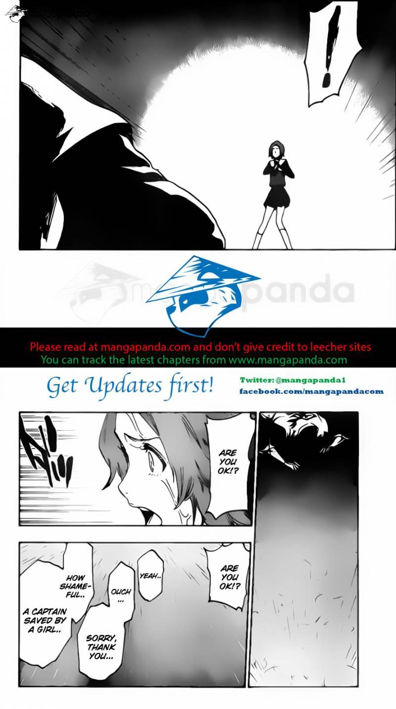 Bleach chapter 533 trang 6