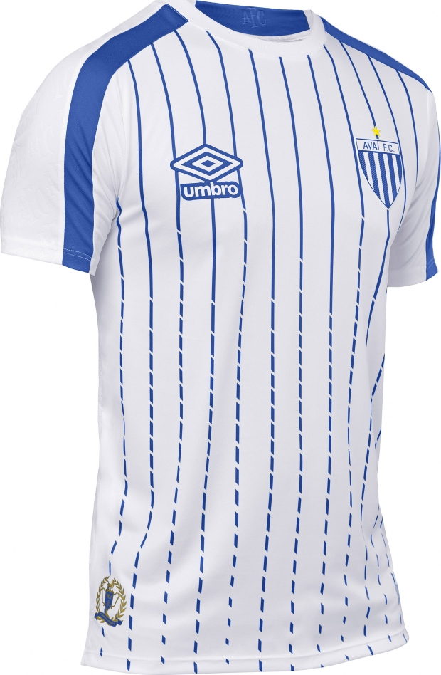 cfcc2b23fc Umbro divulga a nova camisa reserva do Avaí - Show de Camisas