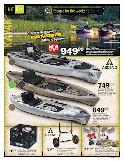 Bass pro shop low price Flyer April 14 to 30