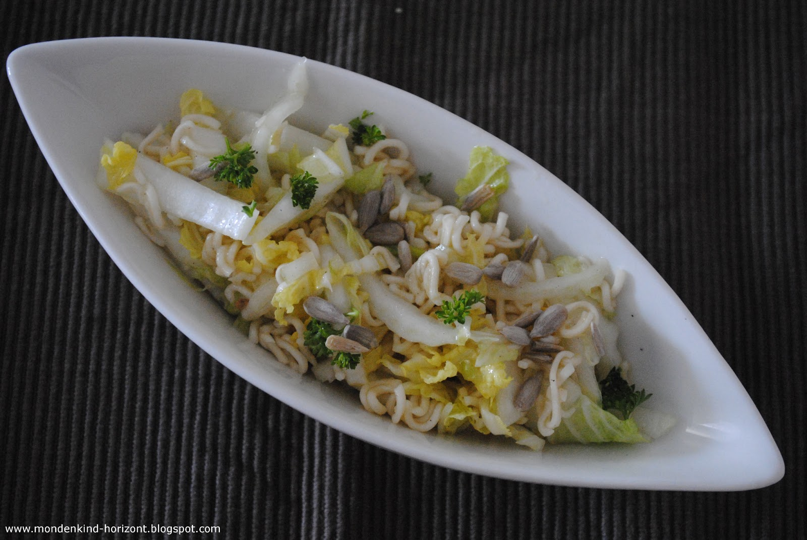Rezept Yum Yum Salat Horizont Blog