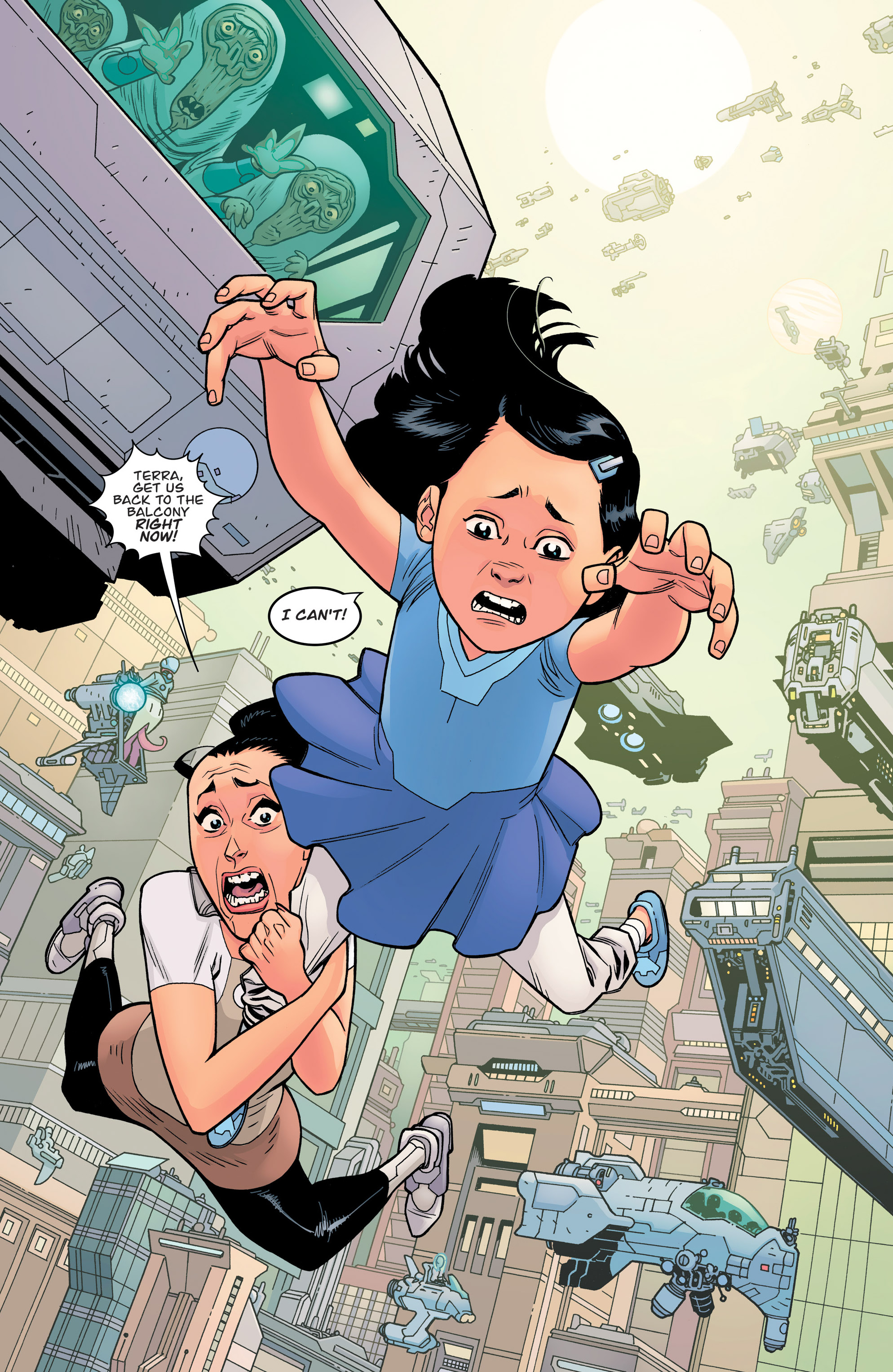 Read online Invincible comic -  Issue #137 - 13