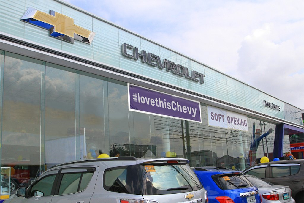 Chevrolet Imus Cavite Opens | Philippine Car News, Car Reviews, Automotive Features, and New Car ...