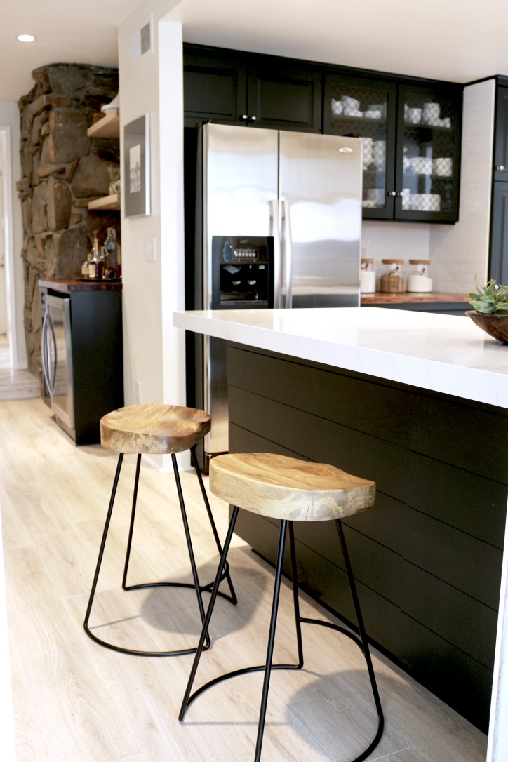 hipster kitchen design. Erin Neally Holtwood Hipster One Room Challenge modern farmhouse kitchen ranch  style ONE ROOM CHALLENGE WEEK 6 THE REVEAL MODERN RANCH STYLE