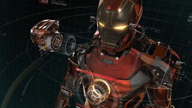 Iron Man Artwork - Fond d'Écran en HD