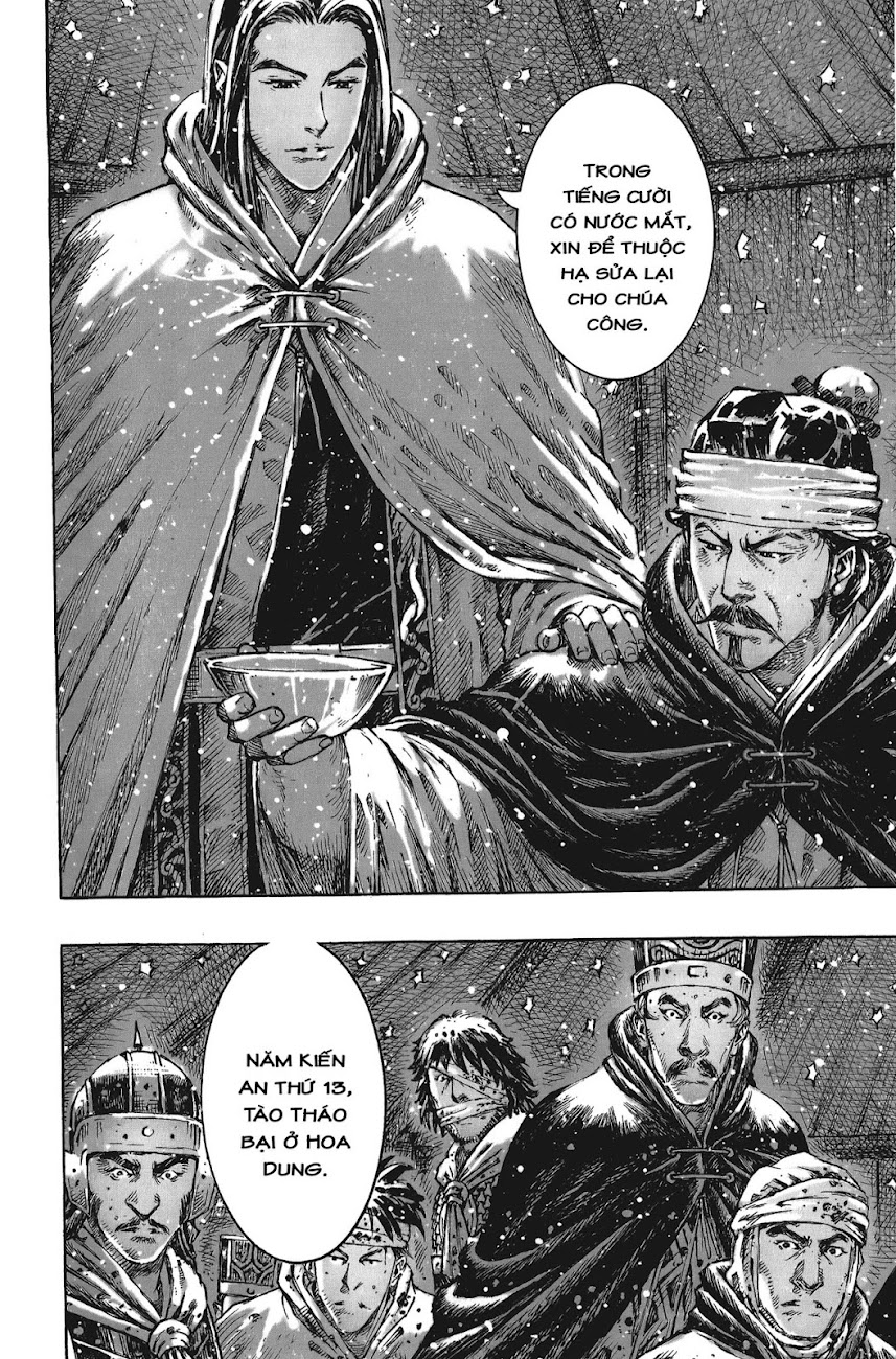 Hỏa phụng liêu nguyên Chương 441: Kiêu hùng trung thần [Remake] trang 22