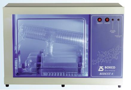 máy cất nước 2 lẩn , bidest 4, boeco - đức , máy cất nước , water stills