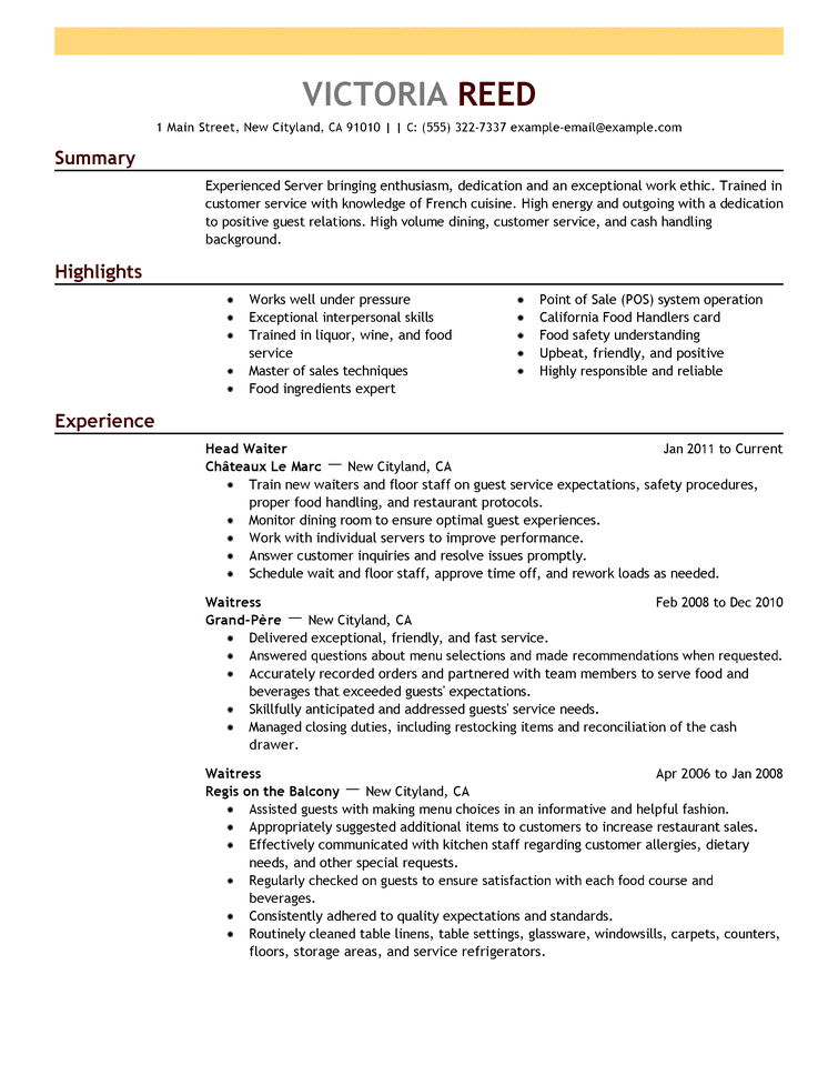 Contact us some important principles to remember: 7 Samples of Professional Resumes   Sample Resumes