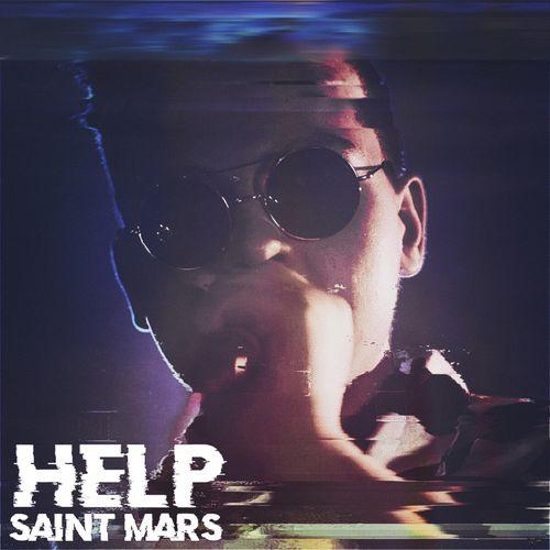 """Tryzdin fait forte impression en posant sa voix sur """"Help"""", le tout dernier single signé Saint Mars"""