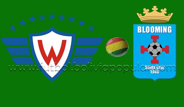 Wilstermann vs. Blooming - En Vivo - Online - Cuartos del Final - PlayOffs