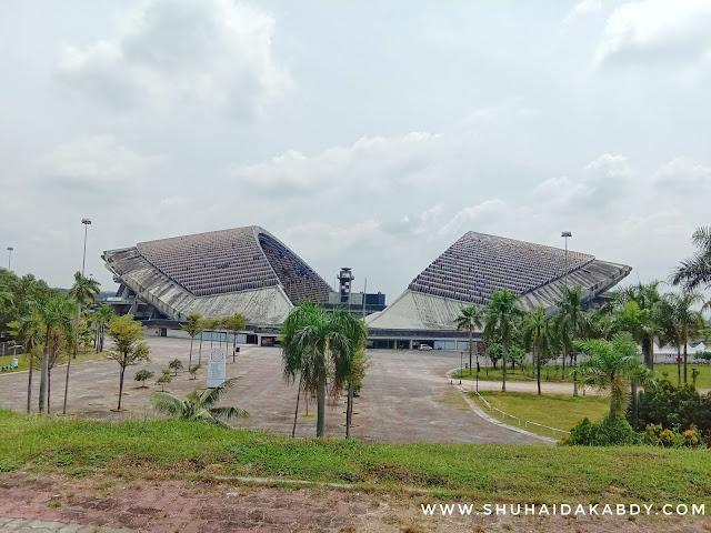 Rezeki di Stadium Shah Alam Lagi