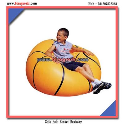Sofa Bentuk Bola Basket Bestway Murah