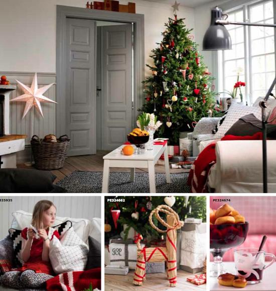 Ikea Christmas Decorations 2012: Dreaming Of Christmas, Ikea Style