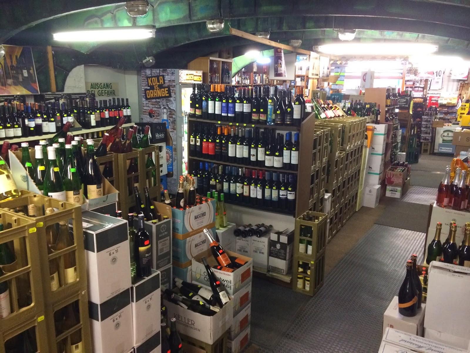 Store Check: P&M Getränke in Friesdorf - das Schlaraffenland in ...