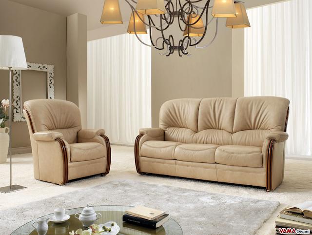 Arredamento Perfetto consiglia i divani scornicati di VAMA divani