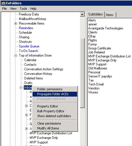 Clint Boessen's Blog: Recursively Remove Mailbox Folder