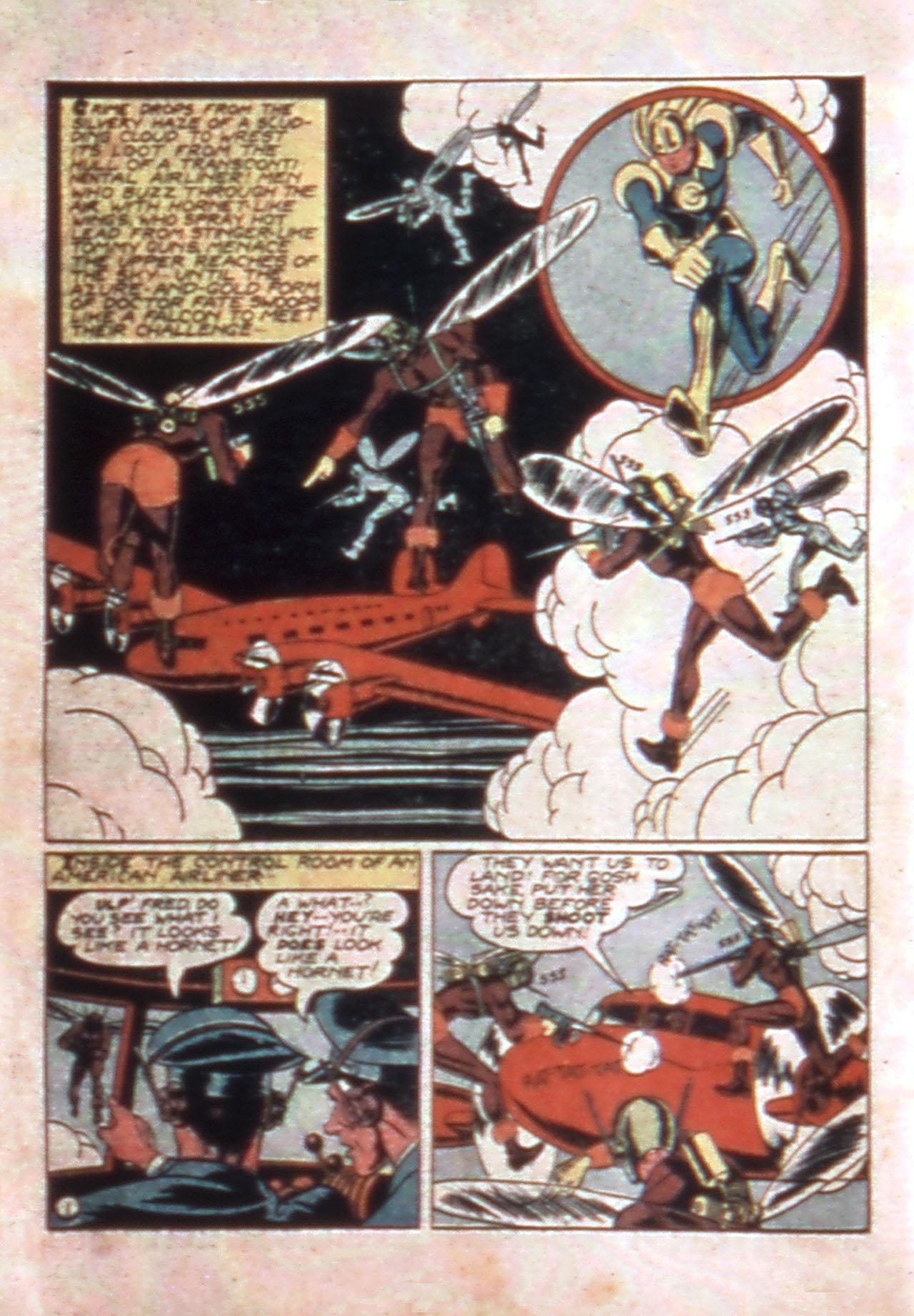Read online All-Star Comics comic -  Issue #18 - 22