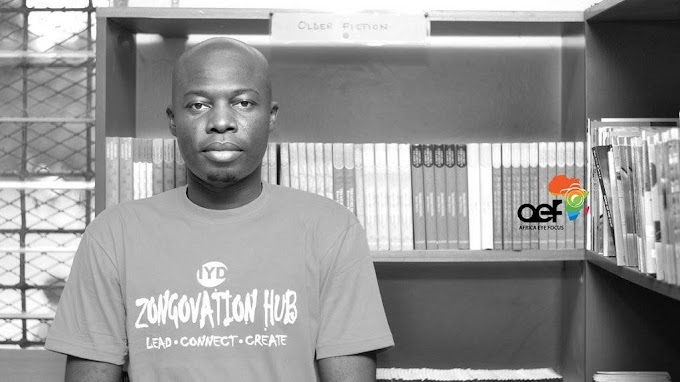 Meet Digital advocate Mahmoud Jajah who is aiming to transform Ghana's deprived inner cities