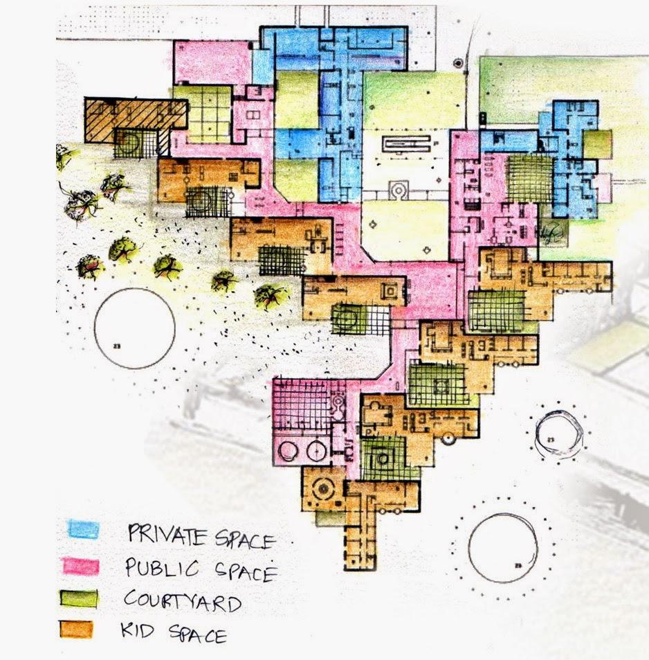 case study amsterdam orphanage aldo van eyck archinter. Black Bedroom Furniture Sets. Home Design Ideas