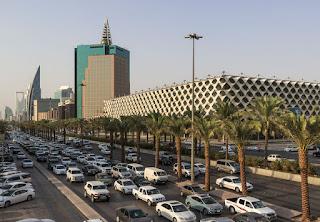 """""""Persaingan Bisnis"""" Di Saudi Arabia"""
