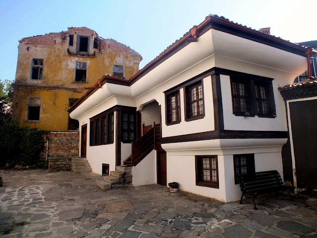 renacimiento búlgaro en plovdiv