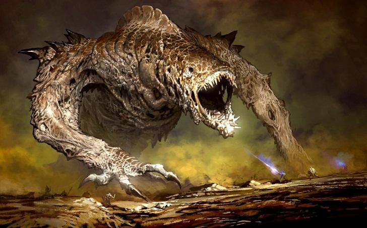 Ngeri, Ilmuwan Menemukan Makhluk Aneh yang Hidup di Dasar Bumi