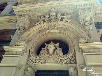 Real Casino de Murcia siglo XIX principios XX interesante mezcla de estilos