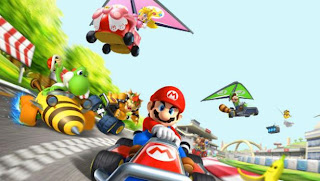 Mario Kart 7 On Top of Japanese Video Game Charts