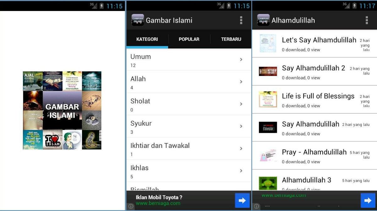Selamat Hari Raya Idul Adha 1436 H Lewat Aplikasi Android DP BBM